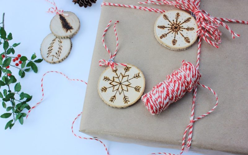 Custom Gift Tags By Curly Pine Designs
